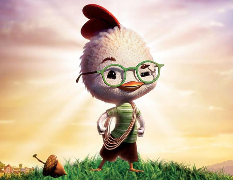 Цыплёнок Цыпа