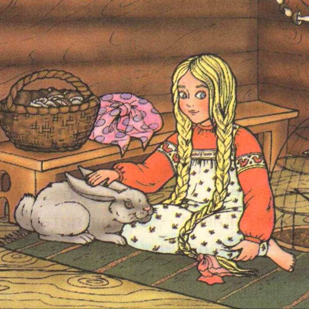 всего рисунки к сказке умная внучка автор платонов этом карьере добыто